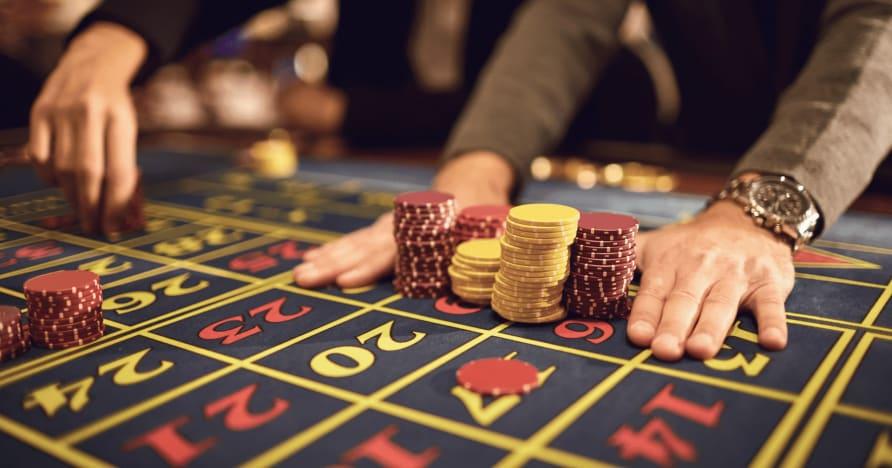 Dobre i złe zakłady poboczne w kasynie na żywo