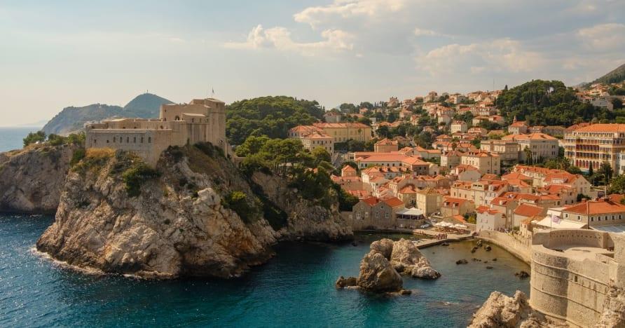 Chorwacka scena hazardowa na żywo