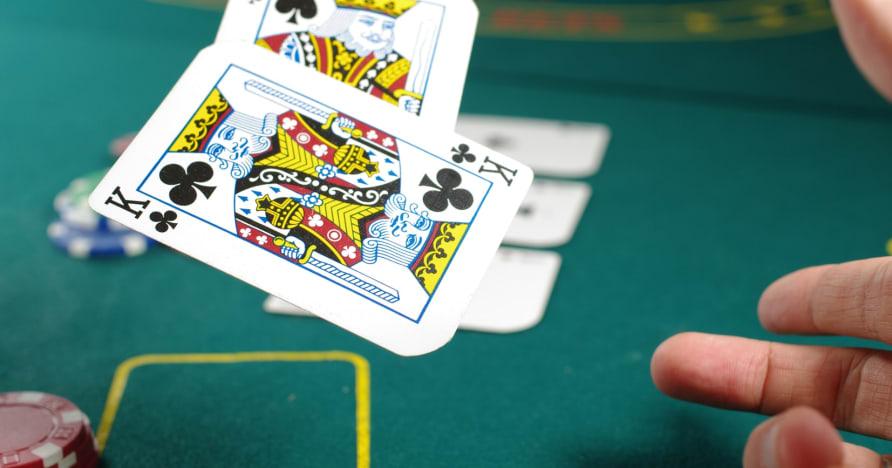 Wartość gry naturalnej w blackjacku