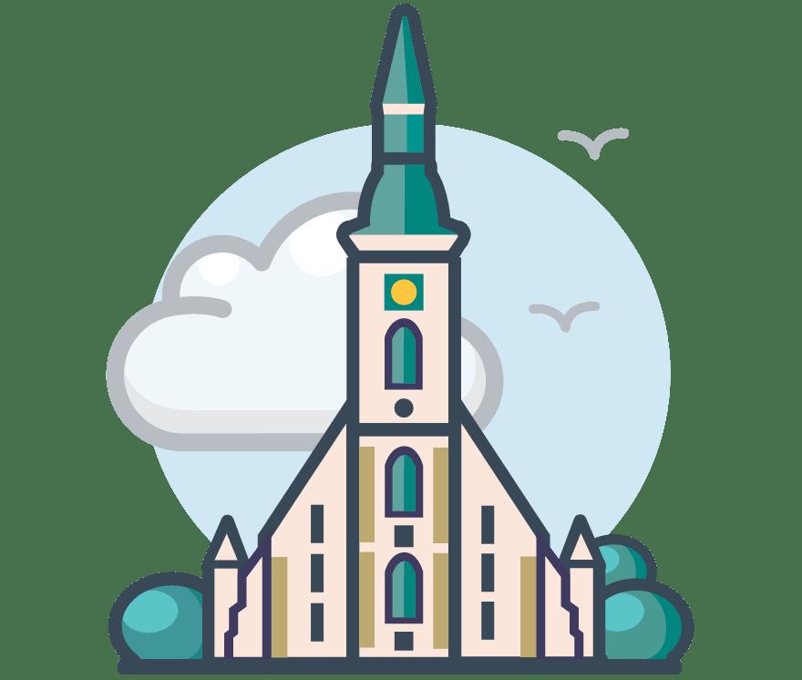 Najlepszych 13 Kasyno Na Żywos w Słowacja w roku 2021