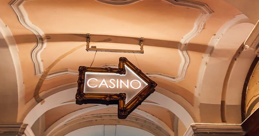 Hazard w kasynie na żywo