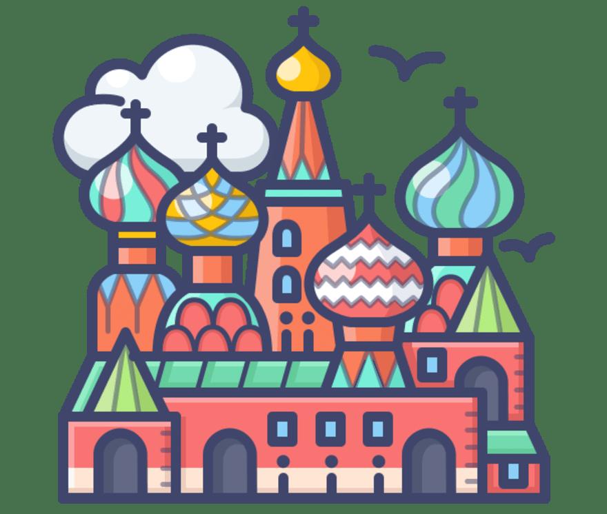 Najlepszych 71 Kasyno na żywos w Rosja w roku 2021