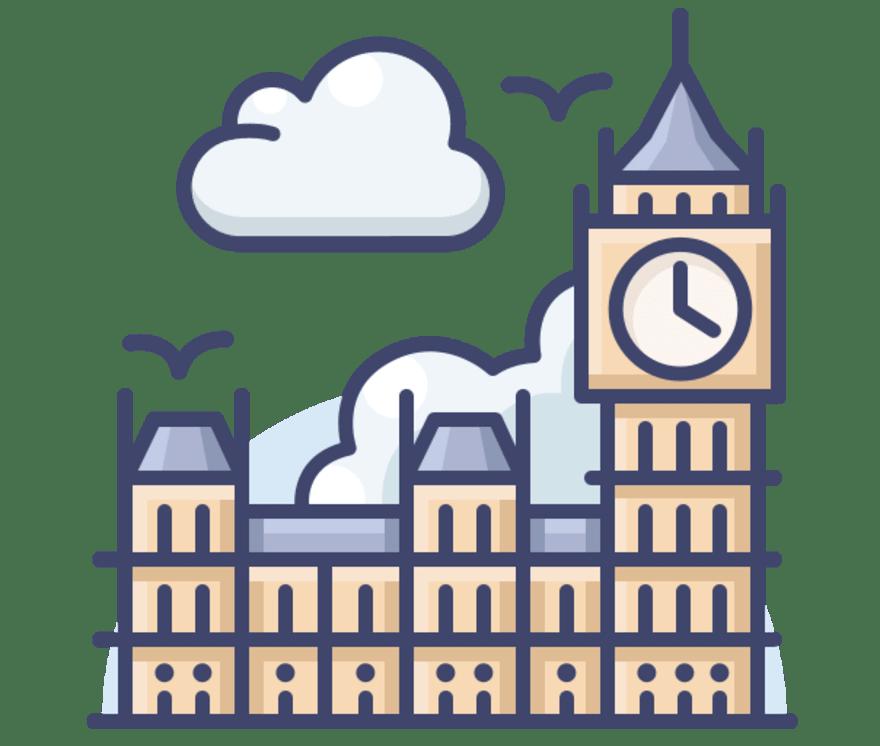 Najlepszych 29 Kasyno na żywos w Wielka Brytania w roku 2021