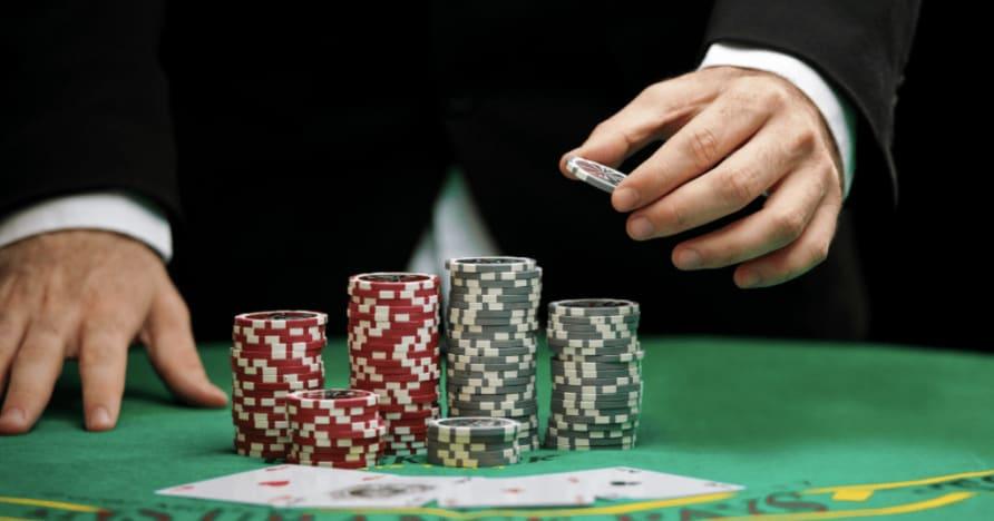 Porównywanie kursów dla najlepszych dzisiejszych gier w kasynie na żywo