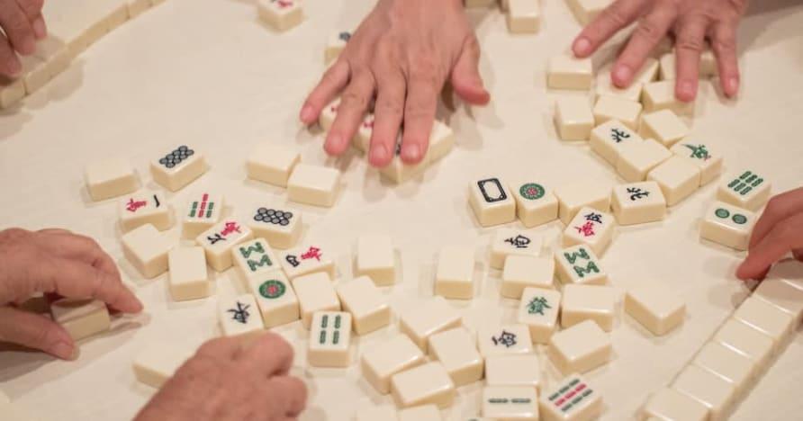 Krótka historia Mahjonga i jak w nią grać