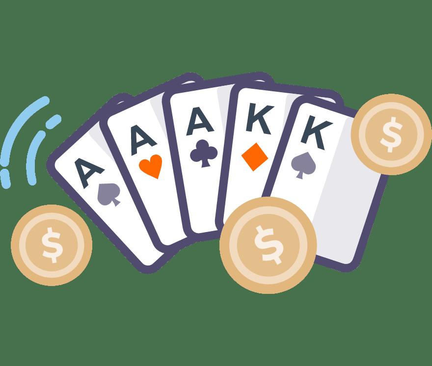 Zagraj w pokera online na żywo