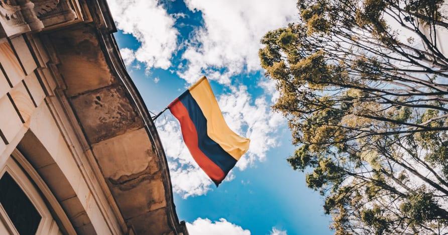 Ezugi zaczyna żyć w Kolumbii