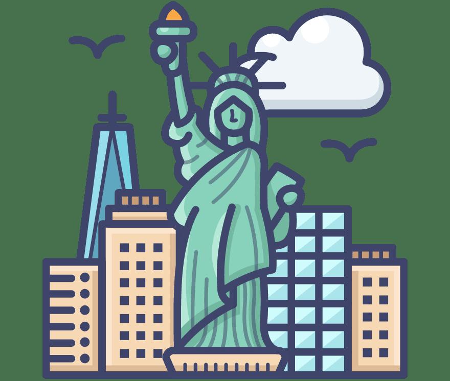 Najlepszych 8 Kasyno na żywos w Stany Zjednoczone w roku 2021