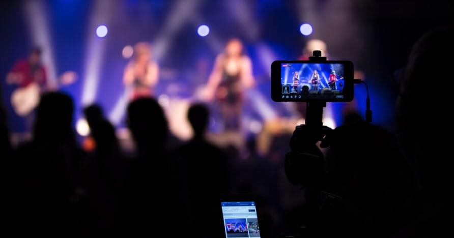 Pięć międzynarodowe Kasyna Streaming Live Roulette