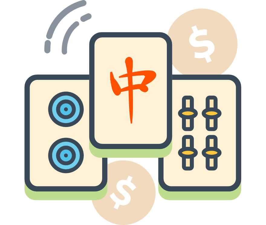 Zagraj w Mahjong na żywo online