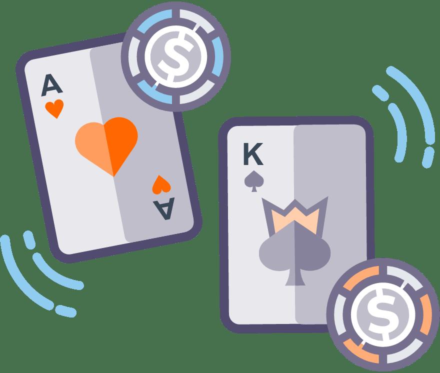 Zagraj w Casino War online — najlepszych 4 Kasyno Na Żywo z największymi wypłatami w roku 2021